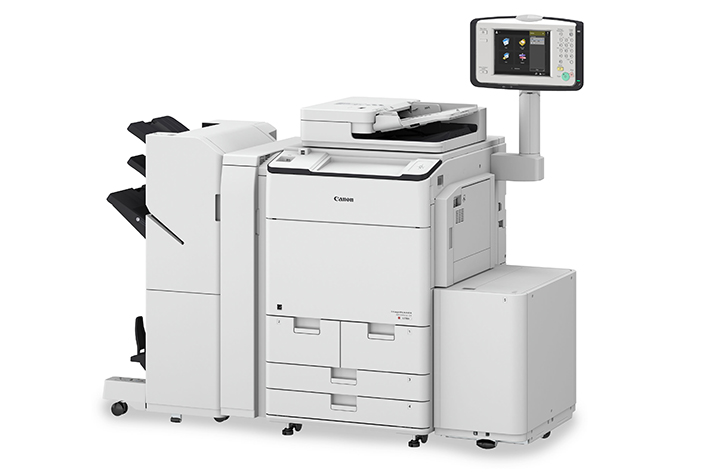 imageRUNNER ADVANCE DX C7700 Series Booklet Finisher Slant