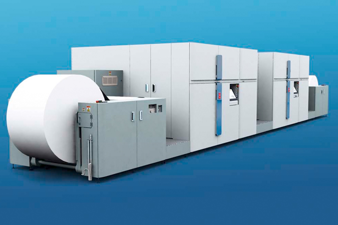 JetStream Wide Color Inkjet Production Printers