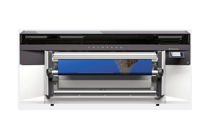 Colorado 1640 Wide Format Printer, Powered by UVgel
