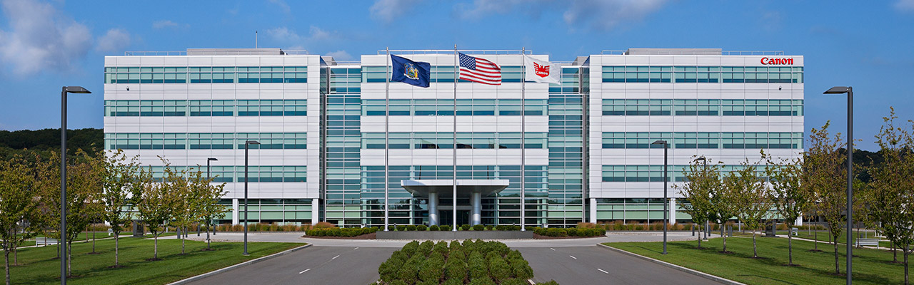 Image of Canon Solutions America USA Headquarters