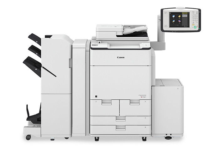 imageRUNNER ADVANCE DX C7700 Series Booklet Finisher