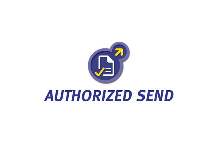 Authorized Send - Secure Document Distribution Application