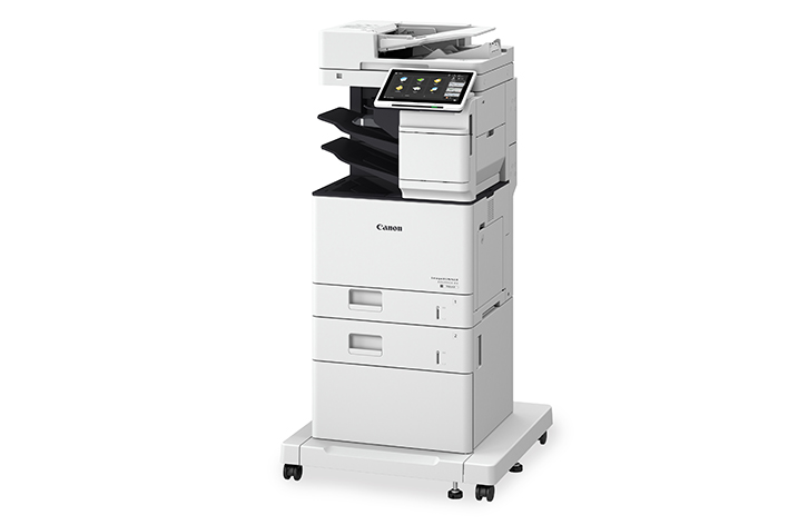 imageRUNNER ADVANCE DX 717iF Series Stacker and Finisher Slant