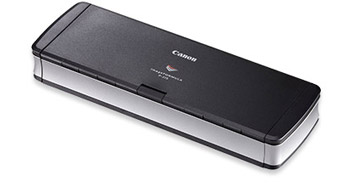 imageFORMULA P-215II Scan-tini Personal Document Scanner