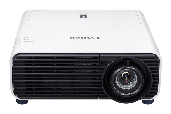 REALiS WUX500 Multimedia Projector