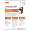 imageRUNNER ADVANCE C3500i III Series Brochure