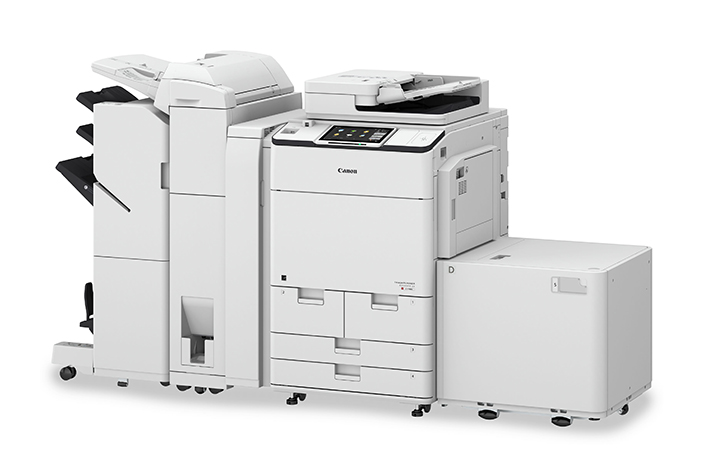 imageRUNNER ADVANCE DX C7700 Series Insert Folder Slant
