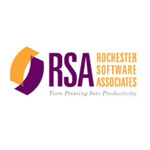 RSA - Rochester Software Associates Logo