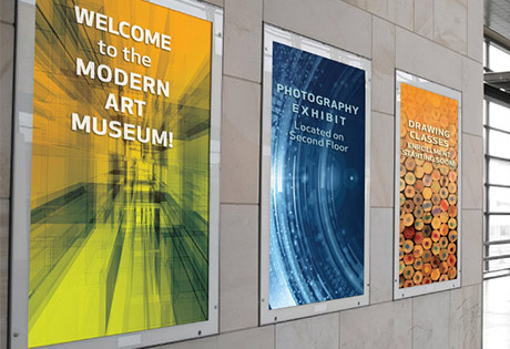 Explore all the signage applications you can create.