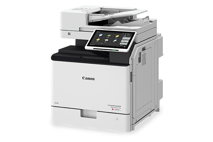 imageRUNNER ADVANCE DX C357iF Series Slant