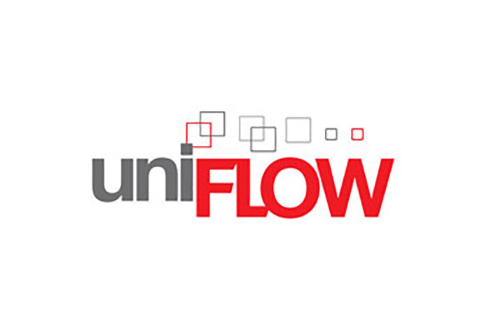 Logo for uniFLOW Secure Mobile Printing