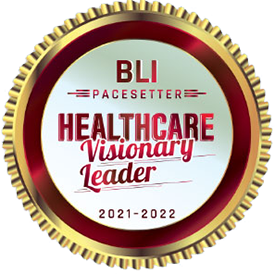 Image of Buyers Lab (BLI) 2021-2022 PaceSetter Award for Healthcare