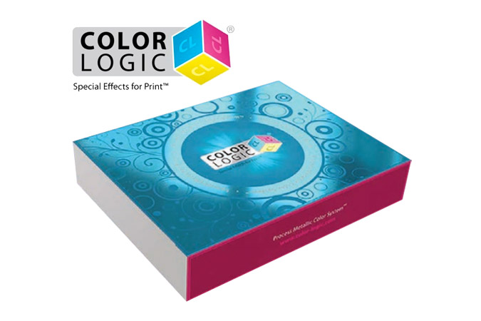 Color-Logic Process Metallic Color System Software logo