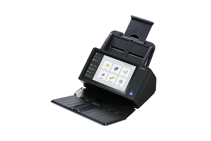 imageFORMULA ScanFront 400 Networked Document Scanner