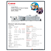imagePRESS C710CA Specification Sheet Cover